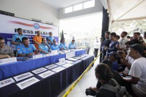 Press Release Kasus Tindak Pidana Pencucian Uang Yang Berasal dari Tindak Pidana Narkotika Tsk Sdr. Muhammad Adam