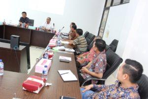 Bimbingan Teknis Intelijen Bidang Pemberantasan BNNP Kepri