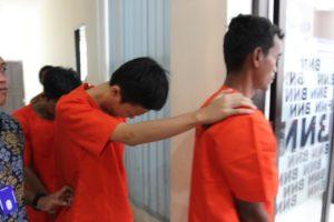 Press Release Pengungkapan Kasus Narkotika Jenis Sabu 12 Kg dan Ekstasi 1000 butir