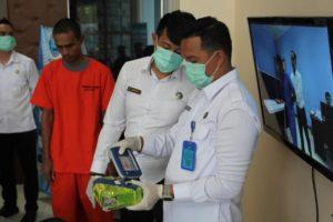 Pemusnahan Barang Bukti Narkotika Jenis Sabu 12.8 Kg dan 1.381 butir Ekstasi
