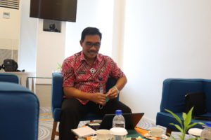 "Penyuluhan Kepada Mahasiswa Universitas Putera Batam dengan tema ""Pencegahan Narkoba"" dalam kegiatan Pengenalan Perkuliahan dan Kampus (P2K) Tahun Akademik 2020/2021"