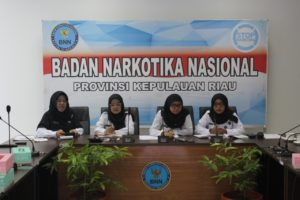 Video Conference Bidang Rehabilitasi