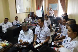Bimbingan Teknis Intelijen BNNP Kepri