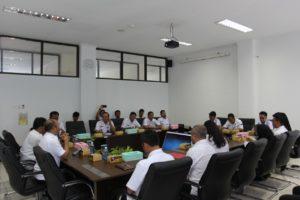 Monitoring dan Evaluasi Anggaran dan Kegiatan Penyelidikan dan Penyidikan di BNNP Kepri