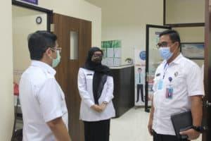 Kunjungan Deputi Pencegahan BNN RI beserta Rombongan ke BNNP KEPRI dalam Rangka Facility Tour Kantor BNNP KEPRI