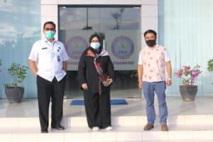 Kunjungan silaturahmi dan Koordinasi dari Komisioner KPAI ke BNN Provinsi Kepulauan Riau