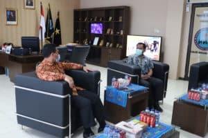 Kunjungan Tim Surpervisi Dayamas BNN RI ke BNNP KEPRI