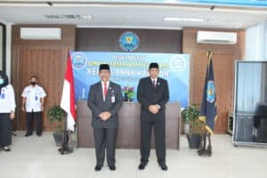 Pengambilan Sumpah Jabatan dan Pelantikan Kepala BNN Kabupaten Karimun