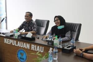 Friday Sharing dalam rangka Sosialisasi Pembinaan Jabatan Fungsional di lingkungan Badan Narkotika Nasional Provinsi Kepulauan Riau