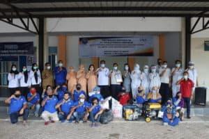 Penyerahan Bantuan Program CSR oleh PT SIIX Batam kepada Kelompok Tani Muka Kuning Bersatu
