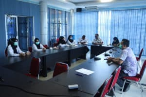 Koordinasi Dalam Rangka Sinergitas Program Pemberdayaan Alternatif Tahun 2021 Dengan Balai Perikanan Budidaya Laut Batam