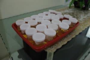 Pemeriksaan Test Urine kepada Pegawai BNNP KEPRI